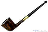Blue Room Briars is Proud to Present this Andrea Gigliucci Pipe Pencil Shank Dublin with Brass Band