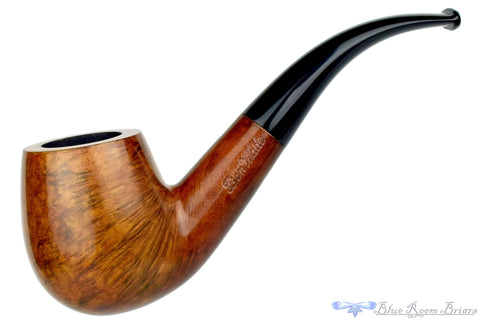 Georg Jensen Sandblast Freehand Egg Estate Pipe
