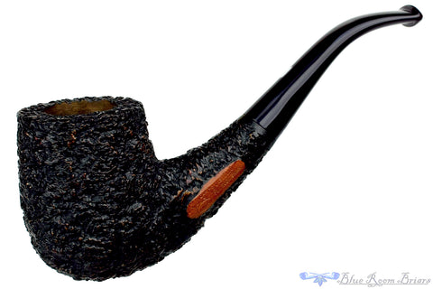 Italian Sandblast Bulldog Estate Pipe