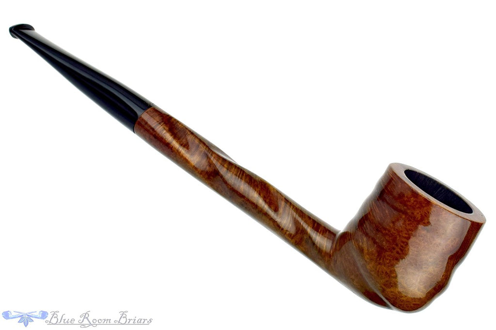 Blue Room Briars is proud to present this Antique Briar (Stanwell) 1651 Carved Long Shank Pot Estate Pipe