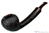 Blue Room Briars is proud to present this Clark Layton Pipe Ring Blast Long Shank Strawberry with Brindle