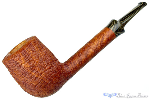 Bill Walther Pipe Bent Tall Egg Sitter with Bamboo
