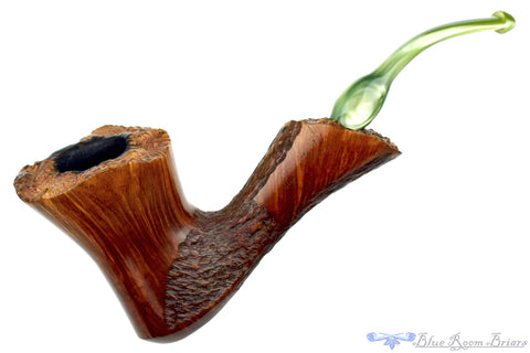 J.M. Boswell (2018 Make) 1/4 Bent Pot with Plateau Estate Pipe