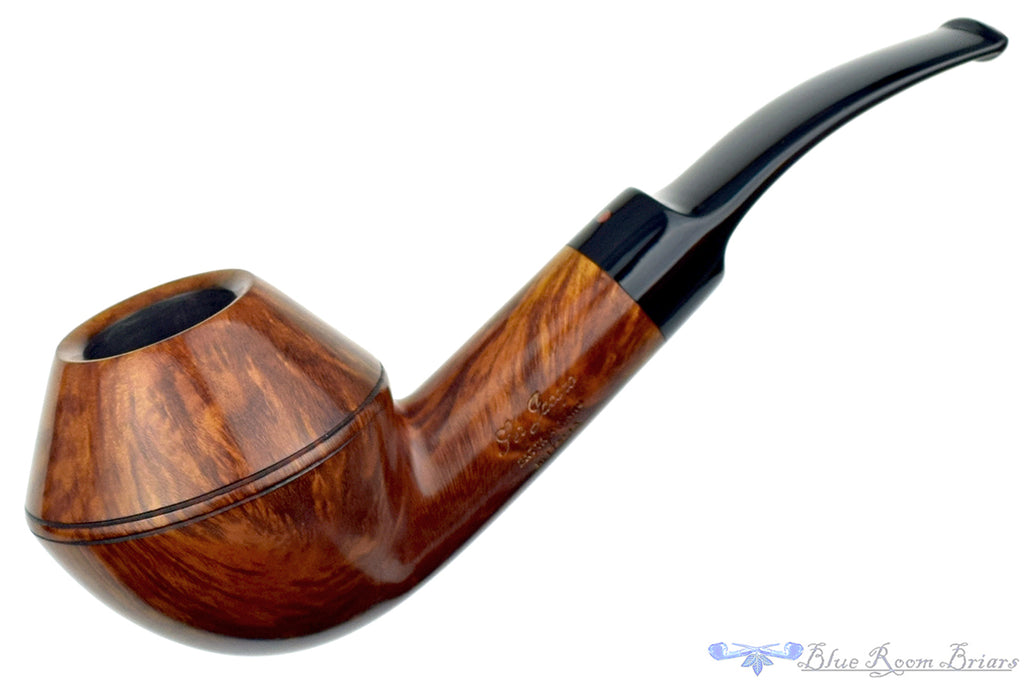 Blue Room Briars is proud to present this Ser Jacopo Maxima L1 1/4 Bent Rhodesian Estate Pipe