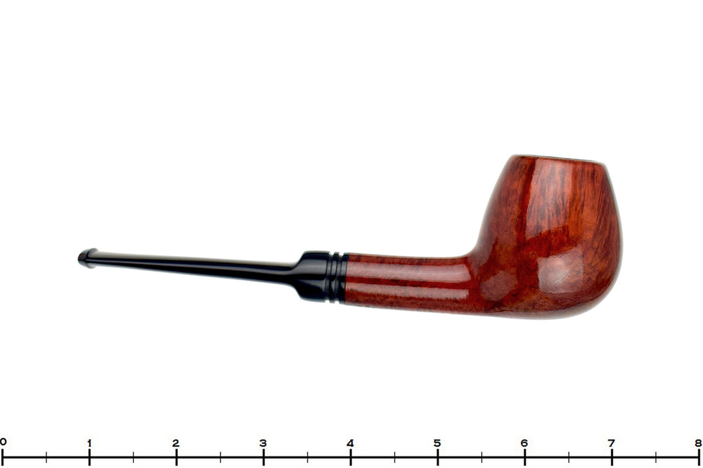 Blue Room Briars is proud to present this Butz-Choquin Signet 1155 Apple with Nickel Placard Estate Pipe
