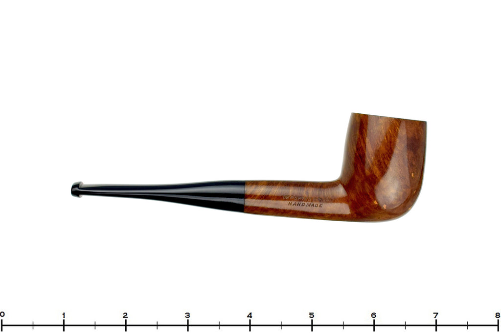 Blue Room Briars is proud to present this Golden Royal Custom Built Billiard Sitter Estate Pipe