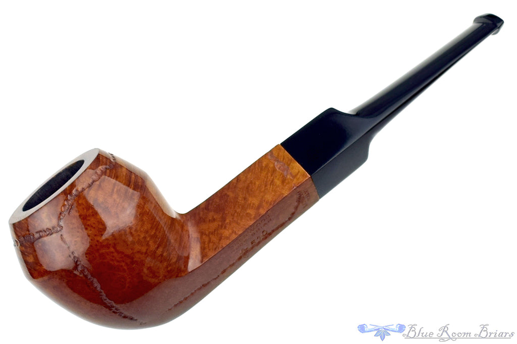 Blue Room Briars is proud to present this Savinelli Sherwood Rock Briar 510 Bulldog Estate Pipe