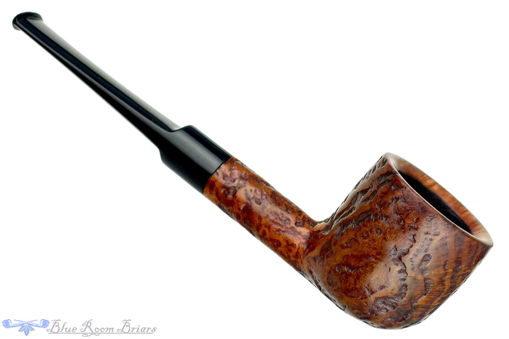 Blue Room Briars is proud to present this GBD Granitan 9437 Pot Sitter Estate Pipe