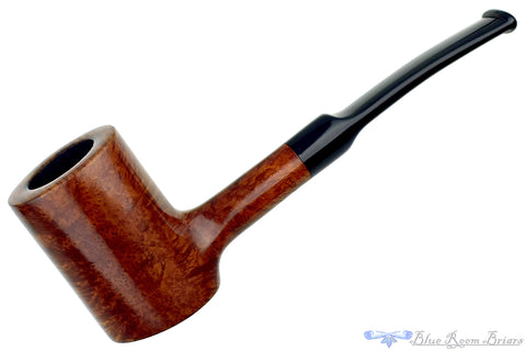 Jobey Band 130 Spot Carved Dublin with Brass Estate Pipe