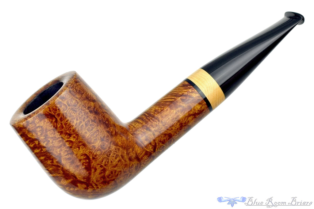 Blue Room Briars is proud to present this Bill Shalosky Billiard with Box Elder Estate Pipe