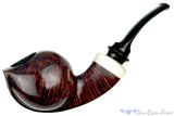 Blue Room Briars is proud to present this Peter Heding (Gold Grade) 1/4 Bent Egg Estate Pipe