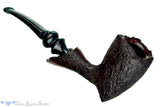 Blue Room Briars is proud to present this Blue Room Briars Pipe 5620 1/8 Bent Sandblast Freehand with Plateaux