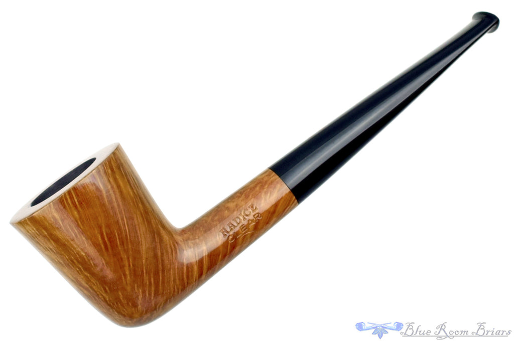 Blue Room Briars is proud to present this Radice Clear Straight Grain Dublin Estate Pipe