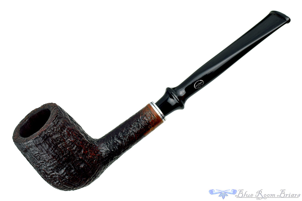Blue Room Briars is proud to present Stanwell My Own Blend 092 Ring Blast Billiard with Nickel Estate Pipe