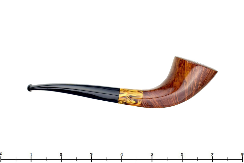 Blue Room Briars is proud to present Stanwell Buffalo 213 Panelled Horn Estate Pipe
