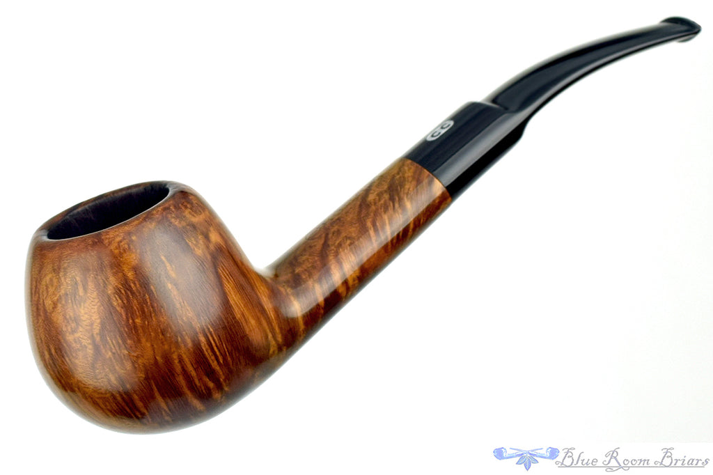 Blue Room Briars is proud to present this Copy of Chacom Champion 121 1/8 Bent Apple Estate Pipe