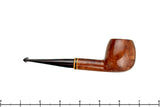 Blue Room Briars is proud to present this Savinelli U98 207 Apple (6mm Filter) with Elder Wood Insert and Brindle Estate Pipe