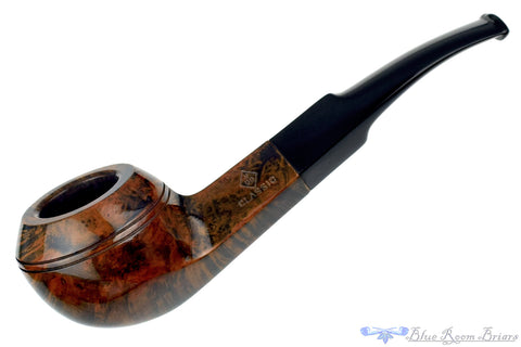 Dunhill Tanshell 327 (1968 Make) Opera Sitter Estate Pipe