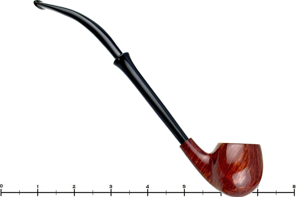 Blue Room Briars is proud to present this Mr.Anderson 3/4 Bent Demi-Warden Estate Pipe