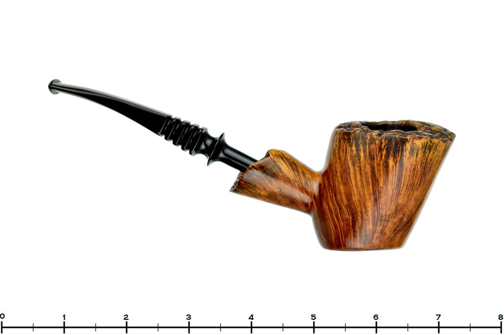 Blue Room Briars is proud to present this Partner University Handcut Freehand with Plateaux Estate Pipe