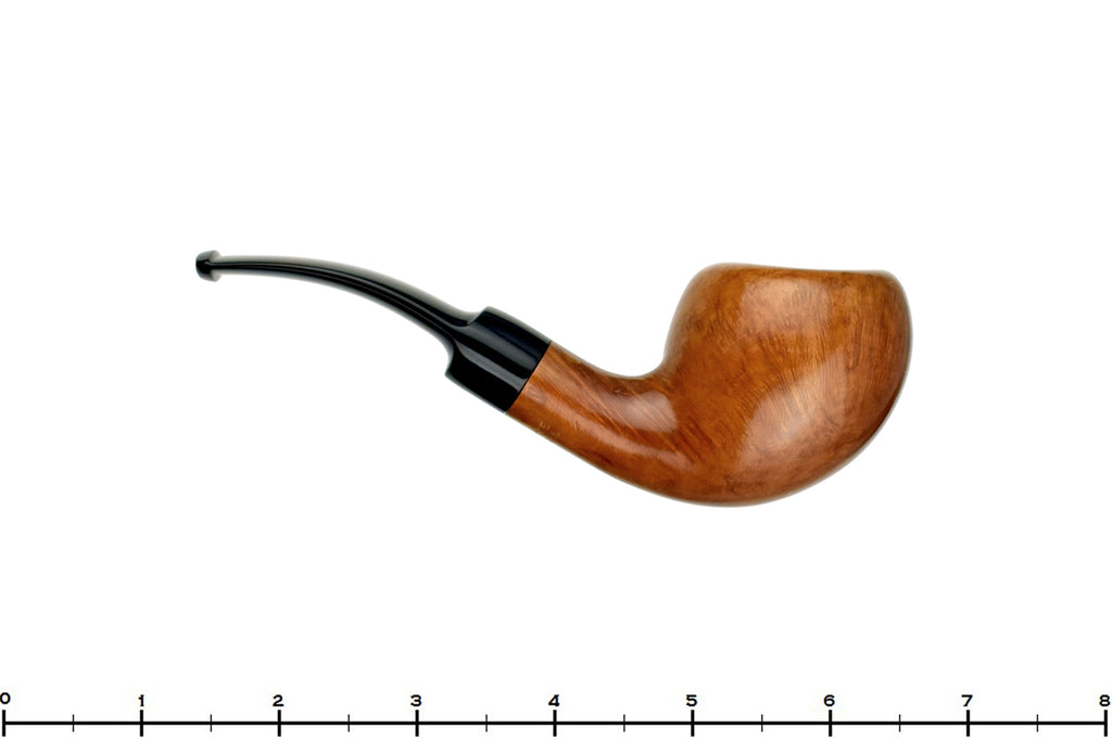 Blue Room Briars is proud to present this FD Handmade 1/4 Bent Pear Estate Pipe