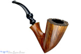Blue Room Briars is proud to present this Celius Collector Fantasy 3/4 Bent Freehand Estate Pipe