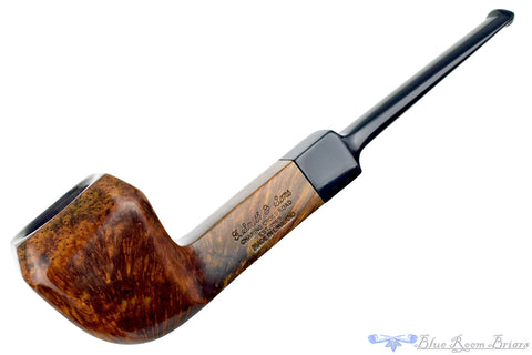 Digby 124 Sandblast Billiard Estate Pipe