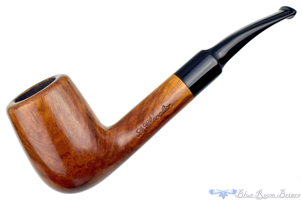 Blue Room Briars is proud to present this Le Chevalier 103 (1988 Make) 1/8 Bent Billiard Estate Pipe