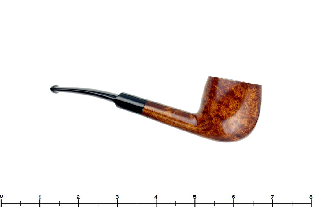 Blue Room Briars is proud to present this Hilson Vintage Special-Grain 425 Bent Oval Shank Apple Estate Pipe