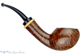 Blue Room Briars is proud to present this Don Marshall High Contrast Smooth Bent Tomato with Boxwood Estate Pipe
