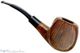 Blue Room Briars is proud to present this Charatan's Make Distinction Bent Discus Estate Pipe