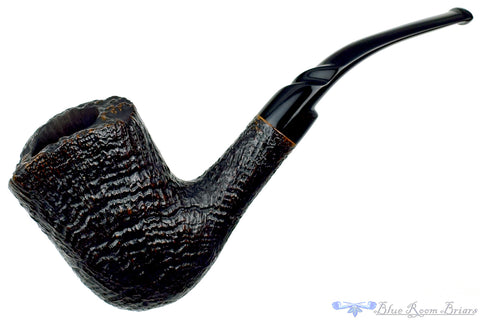 Erik Nørding Handmade 512 Canadian with Silver Estate Pipe