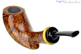 Bill Shalosky Pipe 337 Elephant's Foot with Box Elder and Fordite