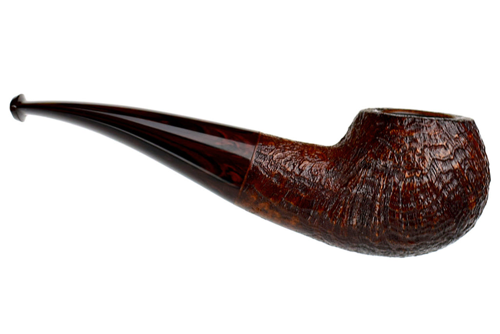 Jesse Jones Pipe Sandblast Author