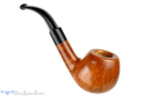 RC Sands Pipe 3/4 Bent Saddled Tomato, Blue Room Briars, apple, danish school, chuck sands, straight grain, smooth, birdseye, saddle, saddle stem, half bent, one half bent, bent, bent tomato, ohio, natural, artisan pipe, new pipe, production pipe, factory pipe, budget pipe, briar, briar pipe, tobacco pipe, wood pipe, wooden pipe, briar-pipe, smoking pipe, smoking hobby, ebonite, vulcanite, pipe stem, pipe mortise, stem, mortise, button, draft hole, grain, estate pipe, estate, refurbished, used pipe, refurbished pipe, estate, briar, briar pipe, budget pipe, tobacco pipe, old pipe, wood pipe, wooden pipe, smoking pipe, smoking hobby, ebonite, vulcanite, pipe stem, pipe mortise, stem, mortise, button, draft hole, grain , artisan, artisan pipe, new pipe, new, smoking hobby, ebonite, vulcanite, pipe stem, pipe mortise, stem, mortise, button, draft hole, grain, hand made, handmade, hand-made, hand crafted, handcrafted, hand-crafted, high grade, high-grade, highgrade, hand carved, hand-carved, handcarved, hand cut, handcut, hand-cut