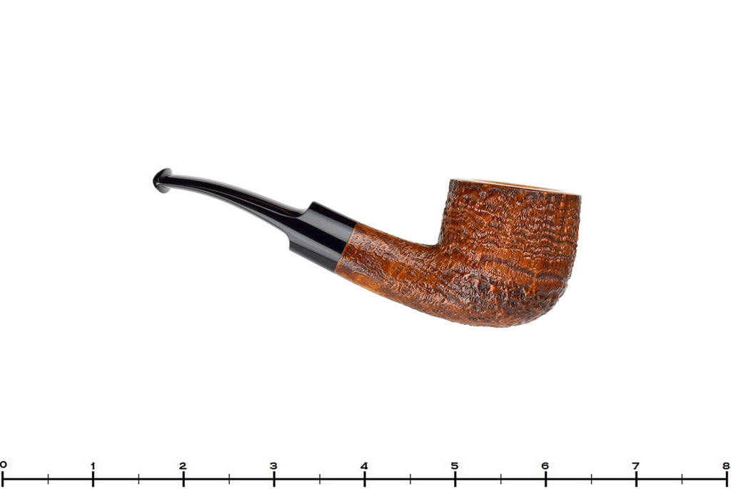Jesse Jones Pipe 1/4 Bent Sandblast Pot
