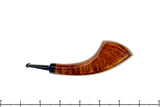 Blue Room Briars is proud to present this Sergey Cherepanov Pipe Panelled Horn