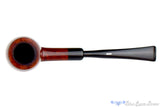 Castello Trade Mark Smooth Military Mount Billiard Estate Pipe Blue Room Briars, straight, crossgrain, cross grain, red finish, red pipe, red smooth, smooth, acrylic ferrule, military mount, army mount, push stem, fishtail, acrylic stem, black stem, italy, cantu, italian, production pipe, factory pipe, budget pipe, briar, briar pipe, tobacco pipe, wood pipe, wooden pipe, briar-pipe, smoking pipe, smoking hobby, ebonite, vulcanite, pipe stem, pipe mortise, stem, mortise, button, draft hole, grain, estate pipe, estate, refurbished, used pipe, refurbished pipe, estate, briar, briar pipe, budget pipe, tobacco pipe, old pipe, wood pipe, wooden pipe, smoking pipe, smoking hobby, ebonite, vulcanite, pipe stem, pipe mortise, stem, mortise, button, draft hole, grain , artisan, artisan pipe, new pipe, new, smoking hobby, ebonite, vulcanite, pipe stem, pipe mortise, stem, mortise, button, draft hole, grain, hand made, handmade, hand-made, hand crafted, handcrafted, hand-crafted, high grade, high-grade, highgrade, hand carved, hand-carved, handcarved, hand cut, handcut, hand-cut