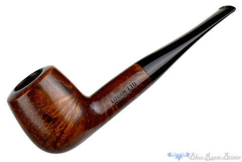 Barontini Amaretto 106 1/2 Bent Dublin Estate Pipe