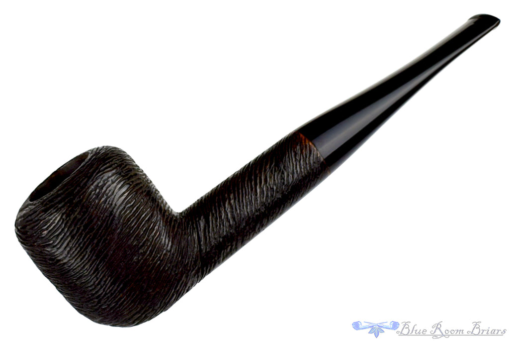 Blue Room Briars, London Limited Brush Carved Panel Billiard Estate Pipe, carve, rustic, rusticated, rustication, apple, taper, tapered stem, black stem, large pipe, rock root, uk, england, english, london, england, black, production pipe, factory pipe, budget pipe, briar, briar pipe, tobacco pipe, wood pipe, wooden pipe, briar-pipe, smoking pipe, smoking hobby, ebonite, vulcanite, pipe stem, pipe mortise, stem, mortise, button, draft hole, grain, estate pipe, estate, refurbished, used pipe, refurbished pipe, estate, briar, briar pipe, budget pipe, tobacco pipe, old pipe, wood pipe, wooden pipe, smoking pipe, smoking hobby, ebonite, vulcanite, pipe stem, pipe mortise, stem, mortise, button, draft hole, grain , artisan, artisan pipe, new pipe, new, smoking hobby, ebonite, vulcanite, pipe stem, pipe mortise, stem, mortise, button, draft hole, grain, hand made, handmade, hand-made, hand crafted, handcrafted, hand-crafted, high grade, high-grade, highgrade, hand carved, hand-carved, handcarved, hand cut, handcut, hand-cut