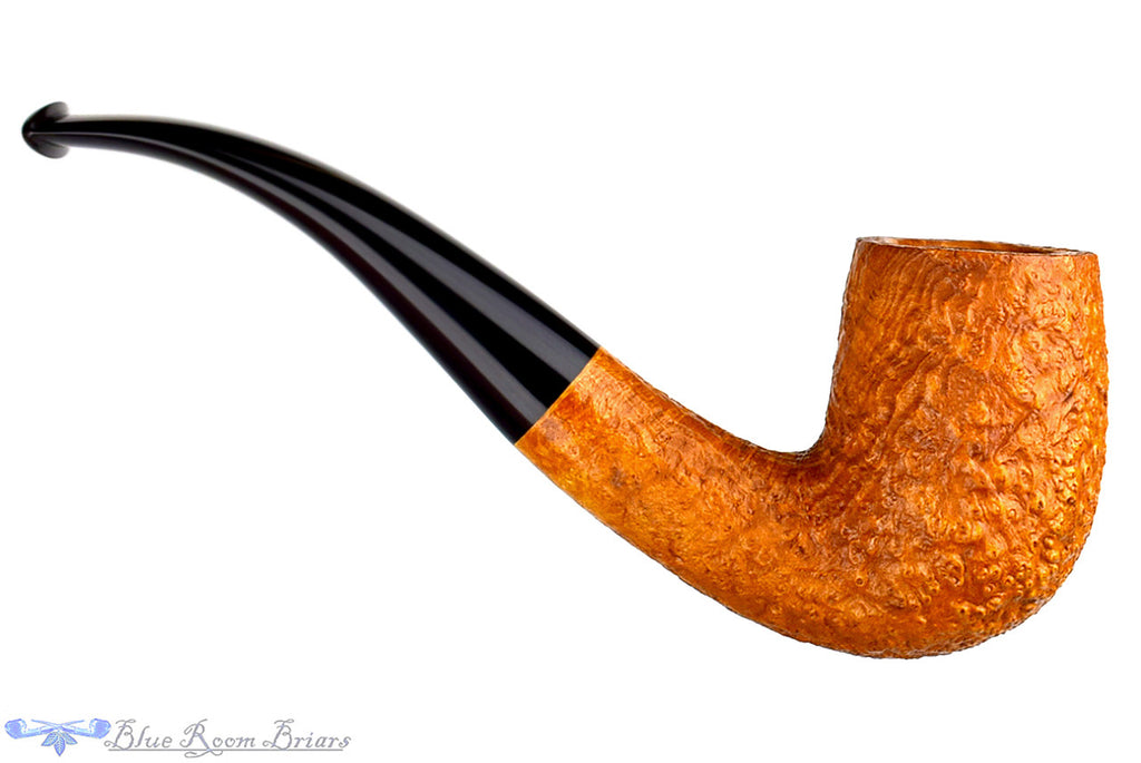 Jesse Jones Pipe 1/2 Bent Tan Blast Billiard