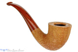 Jesse Jones Pipe 1/2 Bent Tan Blast Horn