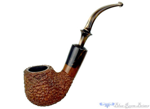 Rossi Vittoria (Savinelli) Pot Estate Pipe