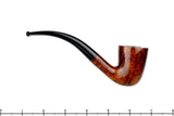 Blue Room Briars, Dunhill Amber Root 5114 (2000 Make) 1/2 Bent Dublin Unsmoked Estate Pipe, smooth pipe, english pipe, expensive pipe, unsmoked estate, taper pipe, tapered stem pipe, 1/2 bent tapered dublin, uk, england, london, made in 2000