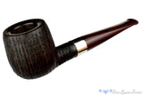 Todd Harris Pipe Brushed Morta Apple with Silver, Blue Room Briars