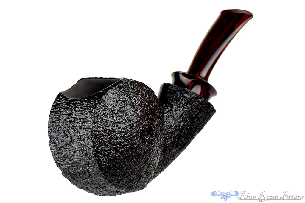 Bill Shalosky Pipe 315 Black Blast Blowfish Nosewarmer