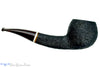 Blue Room Briars is proud to present this Jerry Crawford 1/8 Bent Black Blast Apple with Ivorite and Brindle
