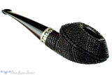 Jesse Jones Pipe Morta Rhodesian with Silver and Grey Brindle