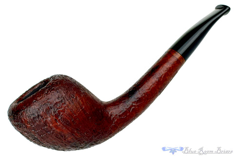Clark Layton Pipe Ring Blast Long Shank Strawberry with Brindle
