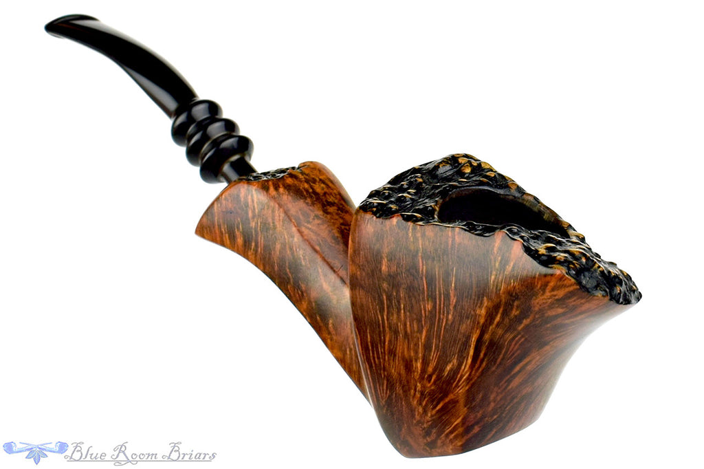 Nording Freehand Sitter with Plateau Estate Pipe
